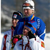 Estonian cross-country skier and gold medal winner at Winter Olympics in Torino, Italy in 2006.