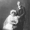Gust Mottus married Linda Kingsep, the oldest daughter of Hendrik Kingsep in 1917.