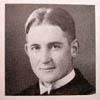 Ralph Erdman's graduation photo from the University of Alberta in 1936.