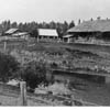 The Kinna homestead was built beside the Medicine River in the Medicine Valley area of Alberta in the early 1900s.